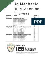 Fluid Mechanics Ch-1