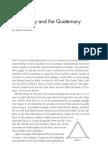 Robert Bolton - The Ternary and the Quarternary