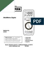 3482339s(Precauciones en El Multimetro)