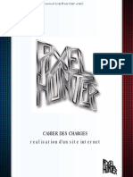 Cahier Des Charges Web Ph