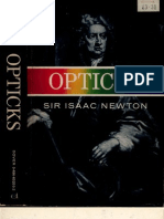 Opticks - Sir Isaac Newton [1952 republication of the 1730 4th ed.]
