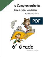 Guía para 6° 2012-2013