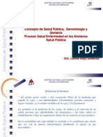 Concepto de Gerontologia-2012-1 1