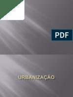 Aula - Urbanizacao Final - Prof. Julio Cesar