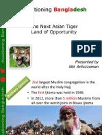 Positioning Bangladesh