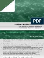 Surface Engineered Blocks