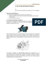 Manual Torneria