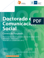 Folleto Doctorado ECI