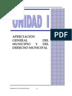 Antologia de Derecho Municipal