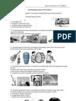 Soal Persiapan Un Sd Ipa 2012-6