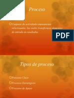 Proceso y metodologías