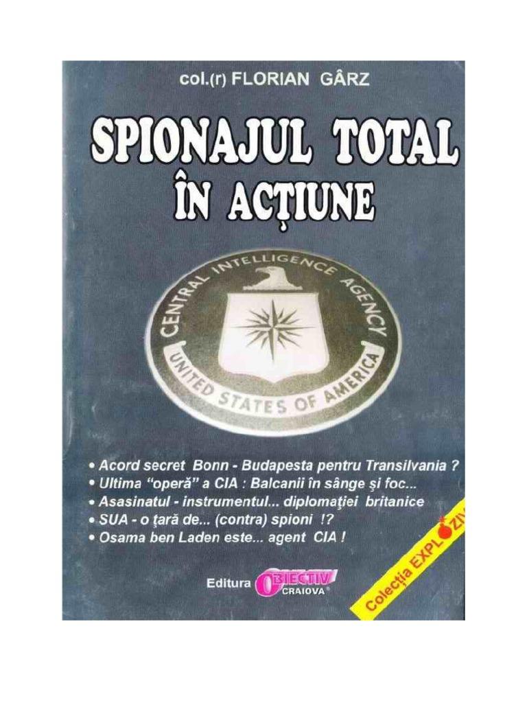 82880749 Florian Garz Spionajul Total In Actiunepdf