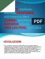 Estefania Merchan 1BachilleratoA