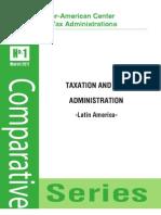 CIAT. Taxation & Tax Administration