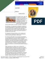 Cristina Ferrer. Historia Impuestos México