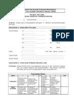Presentation Rubric Form