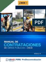 Manual de Contrataciones Publicas