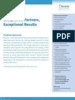 Partner Datasheet