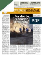 Observador semanal del 15/11/2012