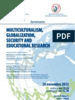 Multiculturalism, Globalization ...