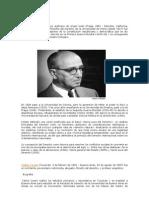 Biografía Hans Kelsen y Carlos Cossio