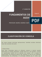 2º semestre Clase 9 Clasificación de Consolas