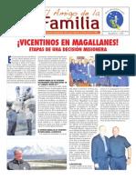 EL AMIGO DE LA FAMILIA - DOMINGO 25 DE NOVIEMBRE DE 2005