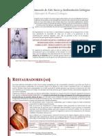 Lista de Artistas - Restauradores - Talleres comerciales de imaginería (1)
