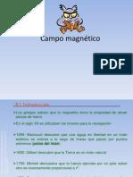 Campo Magnetico-Fuentes de Campo Magnetico Exposicion