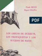 Los Amigos de Durruti, los trotsquistas y los sucesos de mayo
