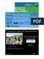 Making the Shift to Experiential Product Development