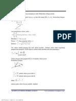 Rumus Vektor Matematika Sma