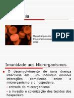 Aula - Imunidade Aos Microrganismos