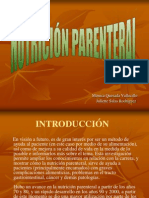 Presentación Nutrición Parenteral