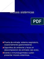 Micosis sistémicas2011