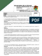 Respuestas a Examen Sustitutorio 2012-i