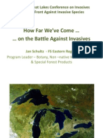 Northern Great Lakes Conference on Invasives