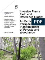 Invasive Plants Field and Reference Guide