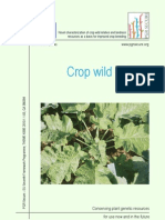 Crop Wild Relative, Issue 8 April 2012