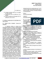Estatuto e Ética Material 03