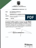 Ley Reformatoria a Al Lfl2 Proyecto Victor Quirola