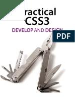 CSS3 practico-diseño y desarrollo