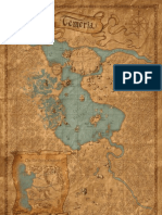 The Witcher Maps