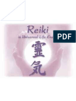 Meditation and Reiki Principles