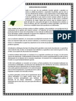 Agricultura en El Ecuador