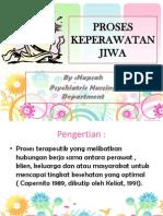 PROSES KEPERAWATAN JIWA
