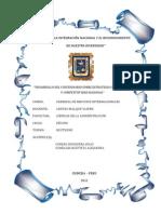 Desarrollo de Cuestionario - Estrategia Corporativa y Competitividad Nacional