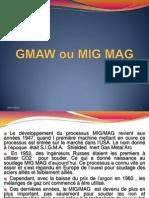 GMAW ou MIG MAG