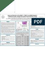 Detection of the BRAF c.1799T>A (V600E) Mutation in Melanoma