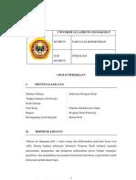 Analisis Jabatan Sekretaris Jurusan